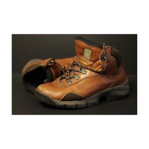Timberland Women's Hiking Boots Brown Ankle 6.5